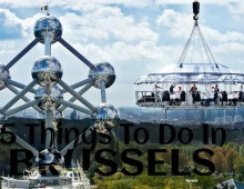 5 Things Indians must do in Brussels
