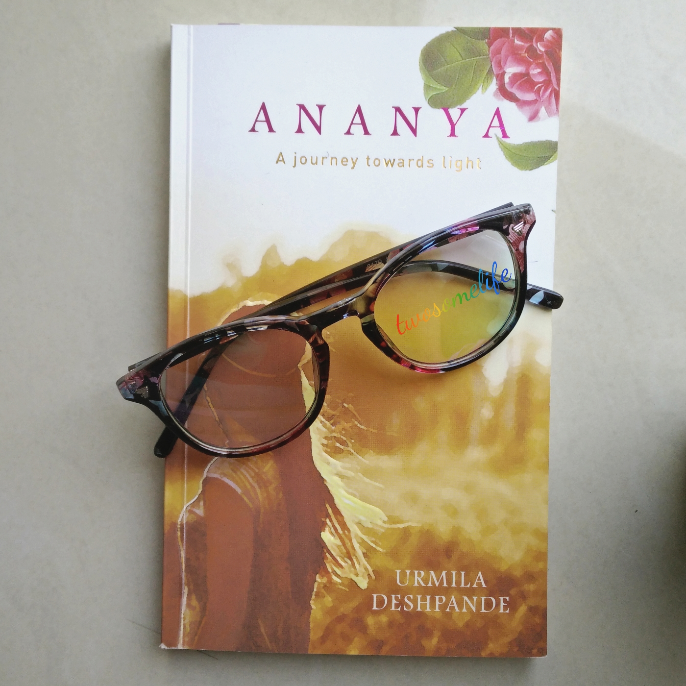 Book Review_Ananya A journey Towards Light
