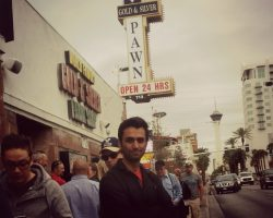 Vegas Pawn Stars and few old coins