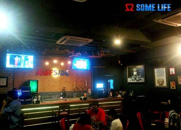 Aufside Sports Bar Pune Review
