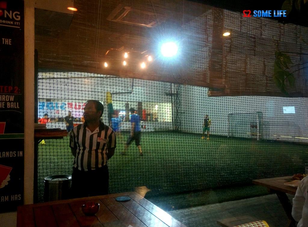 Aufside Sports bar Pune Turf