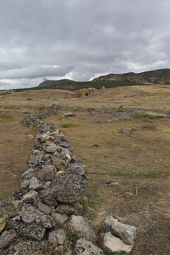 Hieropolis-Pamukkale  Turkey