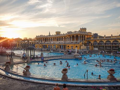 Budapest's Baths