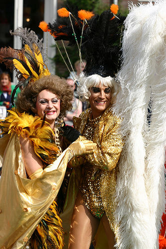 Amsterdam Gay PrideNETHERLANDS