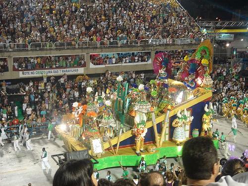 Rio CarnivalBRAZIL