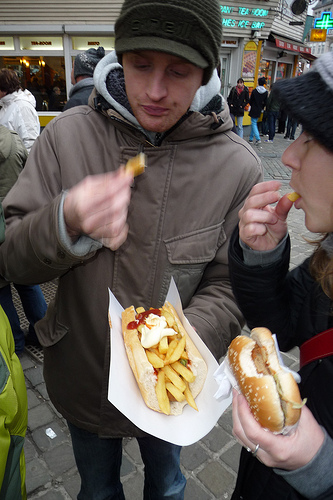 Belgian Frites  Brussels