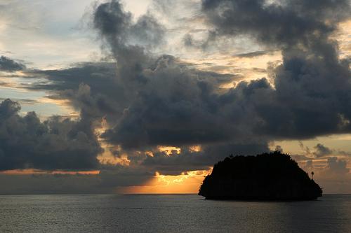 Raja Ampat  Irian Jaya  Indonesia