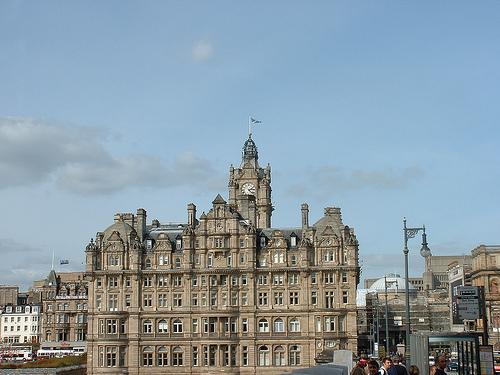 Balmoral Hotel  Edinburgh