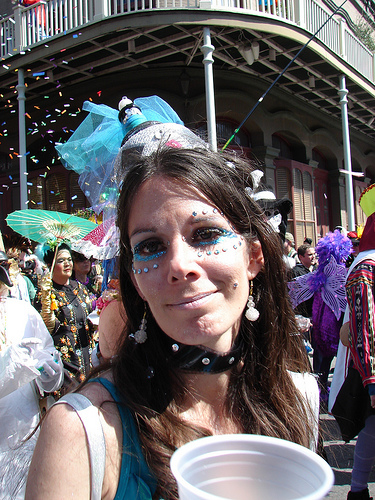 New Orleans Mardi GrasLOUISIANA