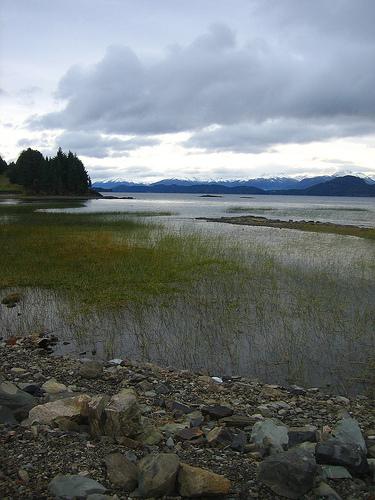 The Lake District  Patagonia  Argentina