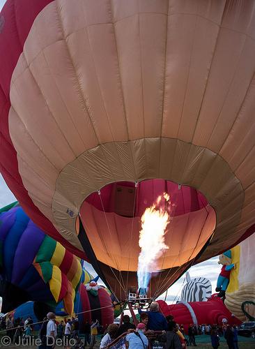 Albuquerque International Balloon FiestaNEW MEXICO