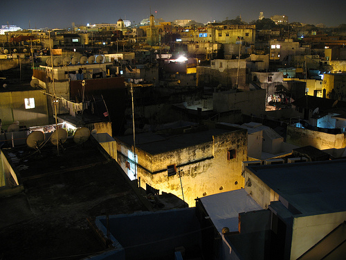 Tangier's Medina