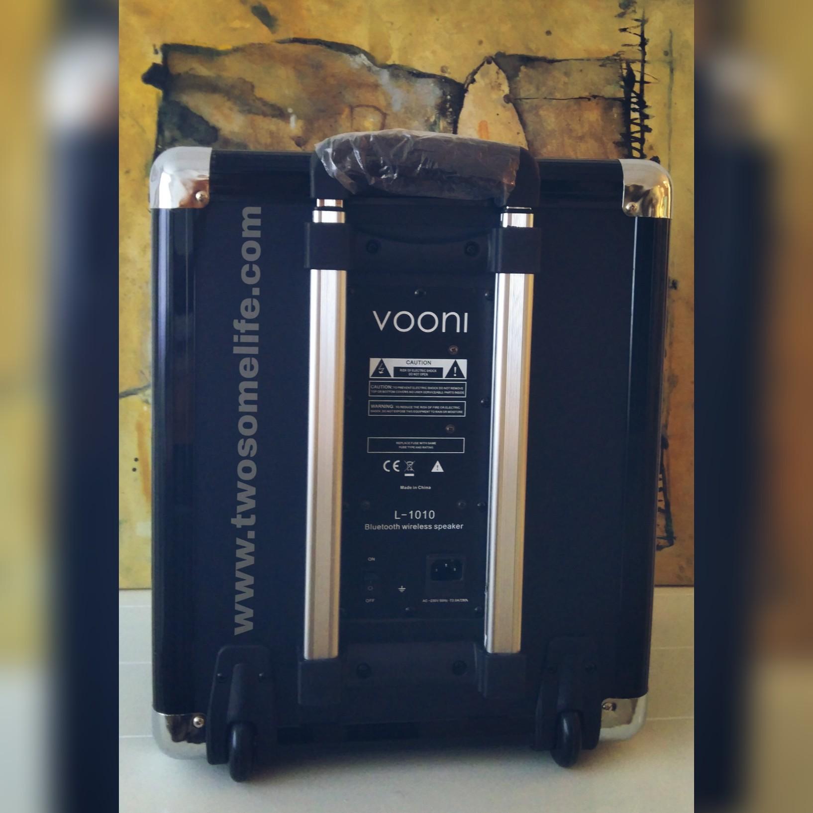 Vooni City Rocker - Mobile speaker review